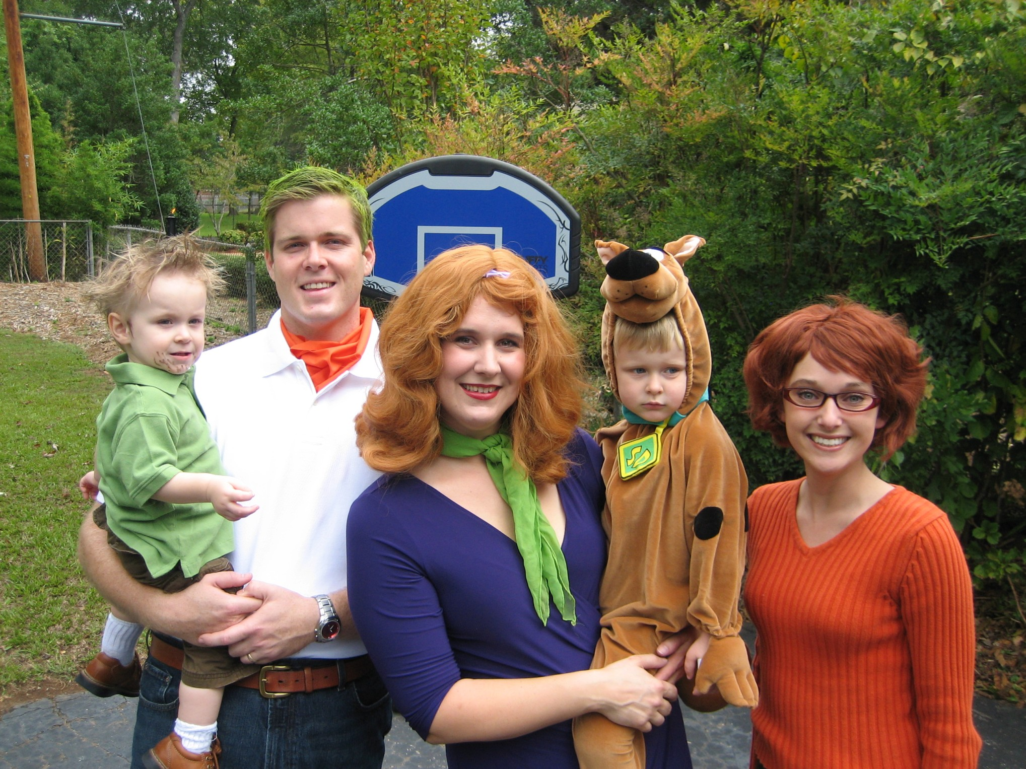 The Scooby Family
