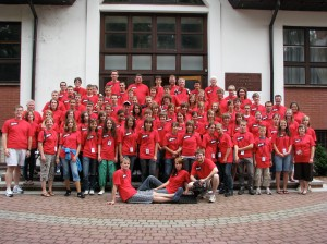 Ignite Summer Camp Group Photo